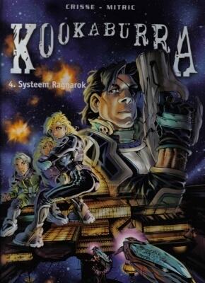 Kookaburra 04. systeem ragnarok