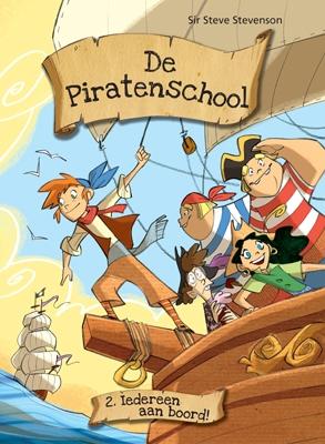 Piratenschool (02): iedereen aan boord