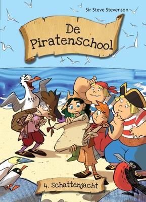 Piratenschool (04): schattenjacht