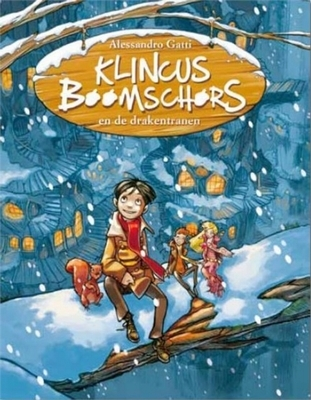 Klinicus boomschors (01): de drakentranen