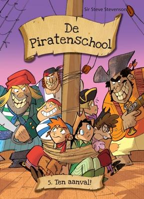 Piratenschool (05): ten aanval