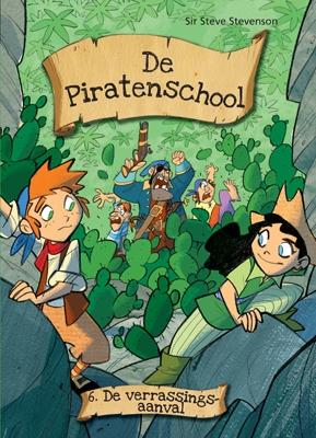 Piratenschool (06): de verrassingsaanval