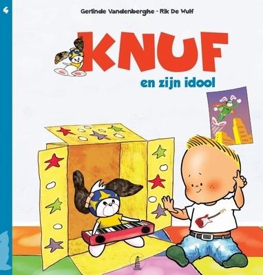 Knuf (04): knuf en zijn idool