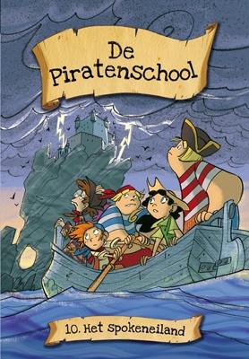 Piratenschool (10): het spokeneiland