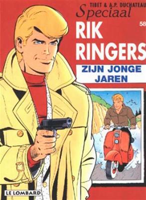 Rik ringers 58. zijn jonge jaren