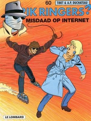 Rik ringers 60. misdaad op internet -