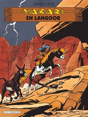 Yakari 27. yakari en langoor -