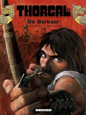 Thorgal 27. de barbaar -