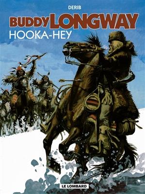 Buddy longway 15. hooka-hey (heruitgave) -