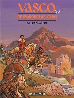 Vasco 20. de mcdouglas clan -