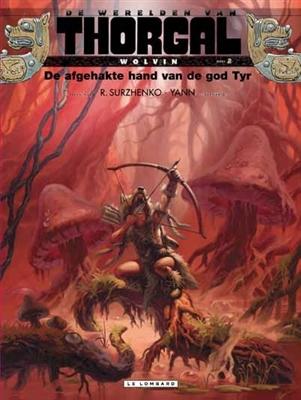 Thorgal, wereld van: wolvin Hc02. de afgehakte hand van de god tyr