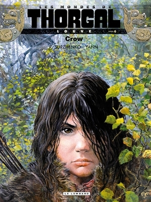 Thorgal, wereld van: wolvin Hc04. crow