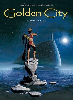 Golden city Hc01. plunderaars