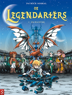 Legendariers 02. de wachters