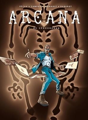 Arcana 01: De spookbaron