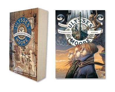 Ulysses moore Geheim van villa argo paperback + de winkel van de vergeten kaarten gebonden