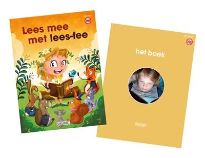 Paket taalbende lees mee met leesfee + het boek