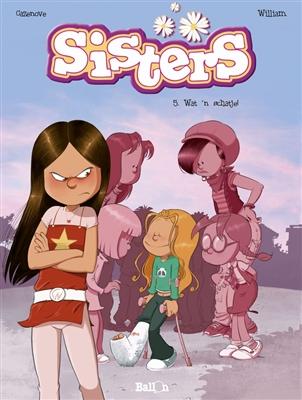 Sisters 05. wat 'n schatje