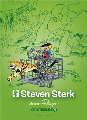 Steven sterk integraal Hc05. integrale editie 5/5
