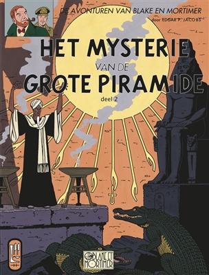 Blake en mortimer 05. het mysterie van de grote piramide 02: de kamer van horus -