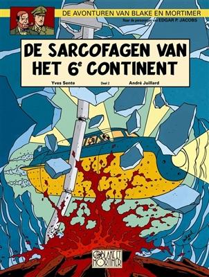 Blake en mortimer 17. sarcofagen van het 6de continent 02: het duel van de geesten -