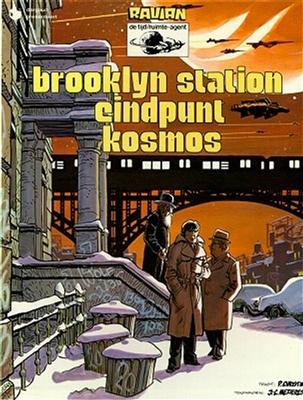 Ravian 10. brooklyn station/eindpunt kosmos -