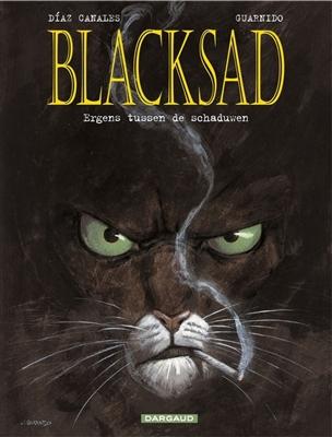 Blacksad 01. ergens tussen de schaduwen -