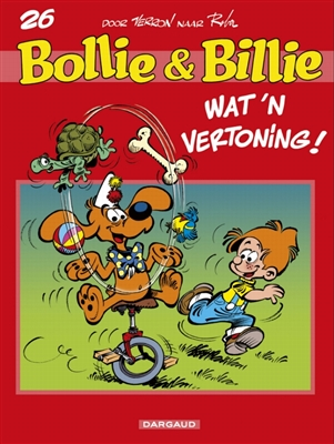 Bollie & billie 26. wat een vertoning