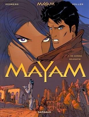 Mayam 01. aardse delegatie -