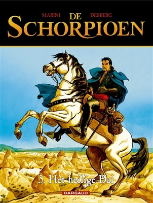 Schorpioen 05. het heilige dal
