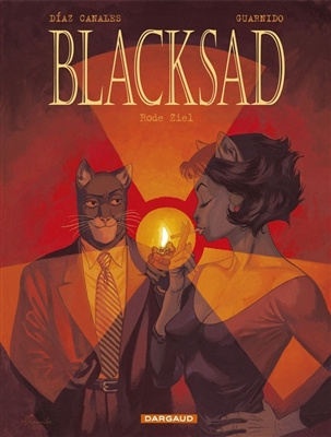 Blacksad 03. rode ziel -