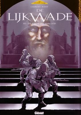 Lijkwade Hc03. de vikingen van god -