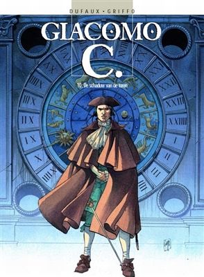 Giacomo c 10. de schaduw van de toren