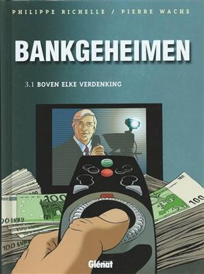 Bankgeheimen Hc03.1. boven elke verdenking