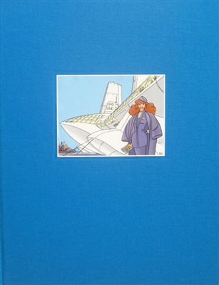 Franka luxe 11. de vlucht van de atlantis (luxe editie) -