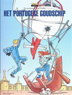 Franka Hc14. het portugese goudschip (geheel herziene editie)