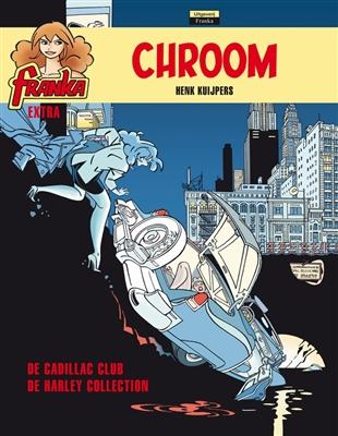 Franka special 01. chroom (cadillac club + harley collection)