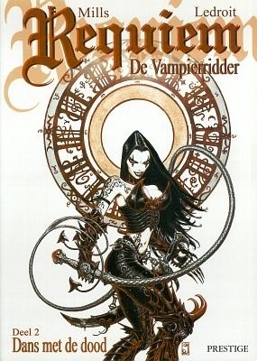 Requiem, de vampierridder 02. dans met de dood -