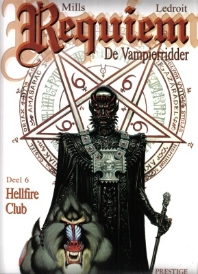 Requiem, de vampierridder 06. hellfire club -