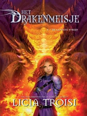 Drakenmeisje V: de laatste strijd