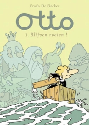 Otto Hc01. blijven roeien