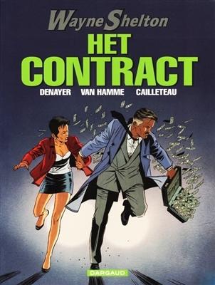 Wayne shelton 03. het contract -
