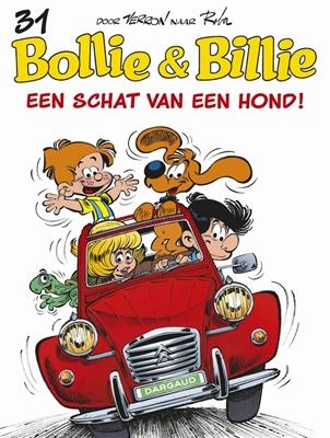 Bollie & billie 31. een schat van een hond