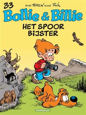 Bollie & billie 33. het spoor bijster