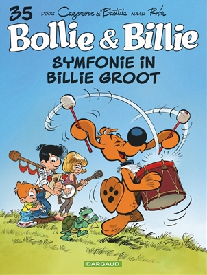 Bollie en billie 35. symfonie in billie groot (herdruk)