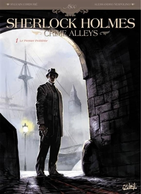 Sherlock holmes crime alleys Hc01. probleem nummer 1