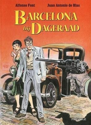 Barcelona bij dageraad Sp. barcelone bij dageraad