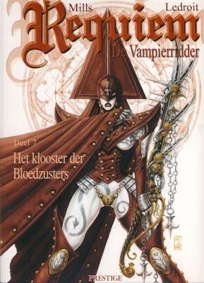 Requiem, de vampierridder 07. het klooster van de bloedzusters