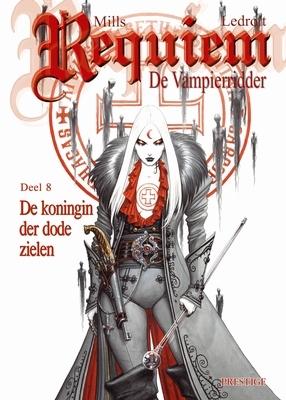 Requiem, de vampierridder 08. de koningin der dode zielen