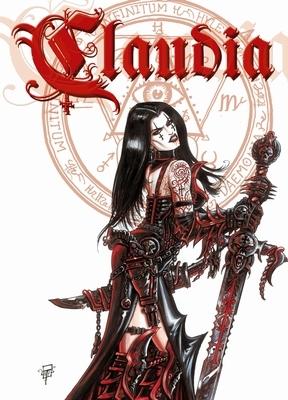 Claudia, de vampierridder 03. rode opium